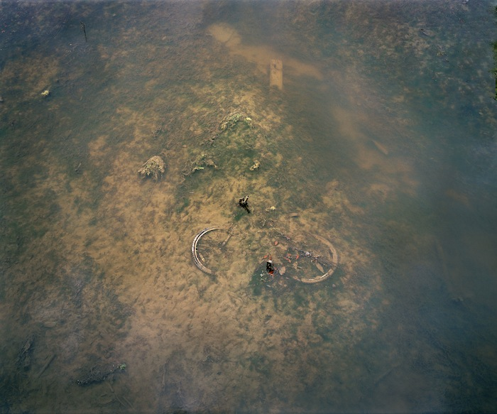 Submerged Bicycle, BRLA 2007