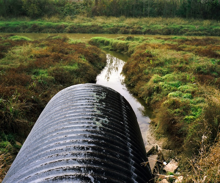 Large Drainage Pipe, BRLA 2007