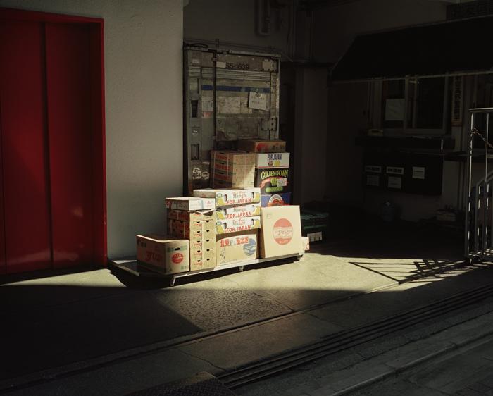 Delivery, Shinjuku, Tokyo, 2009
