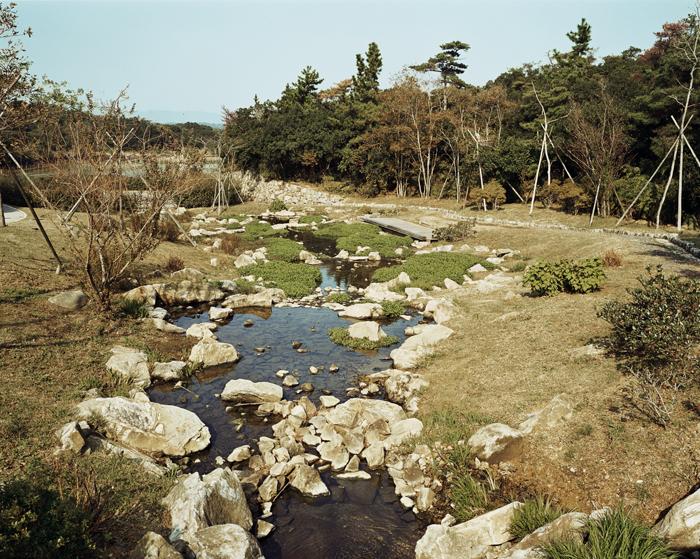Stream, Ise-Shima, 2004