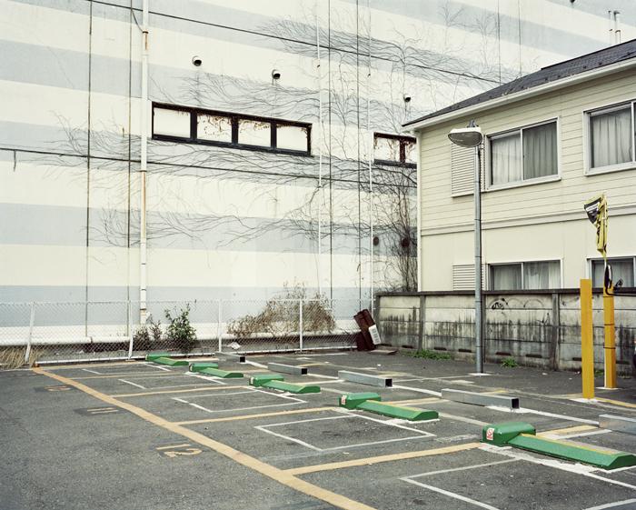 Parking Lot, Shimokitazawa, Tokyo, 2009