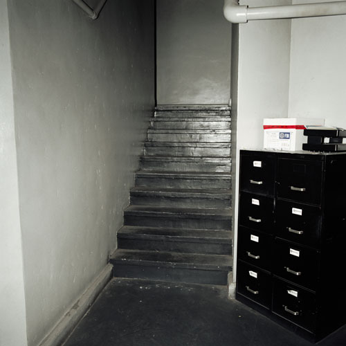 (X11F1) Hall to X-File Office - Stage 5
