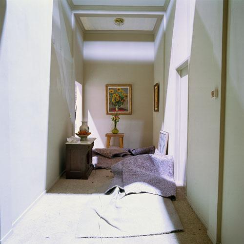 (X20F3) Brady Bunch House, Second Floor Hall - Stage 11