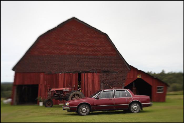 Olds 88, Acadia, ME