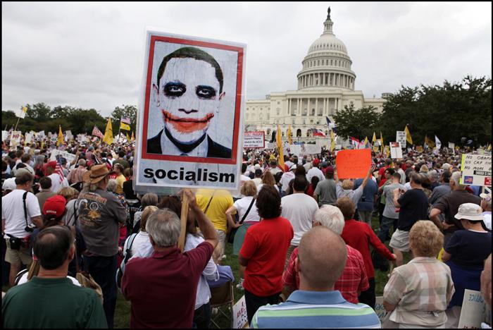 Tea Party, Washington D.C.