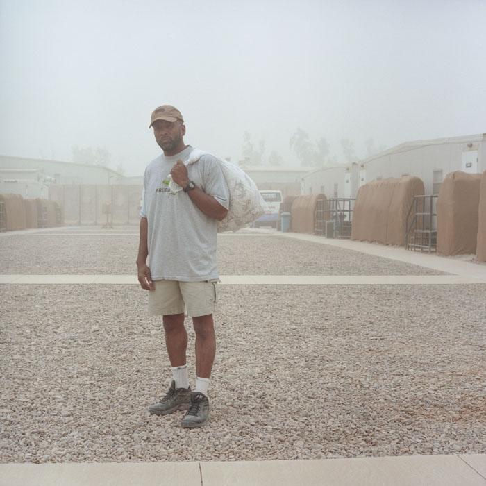 Lloyd in a Dust Storm