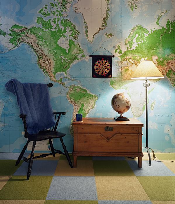 Untitled Interior (world)
