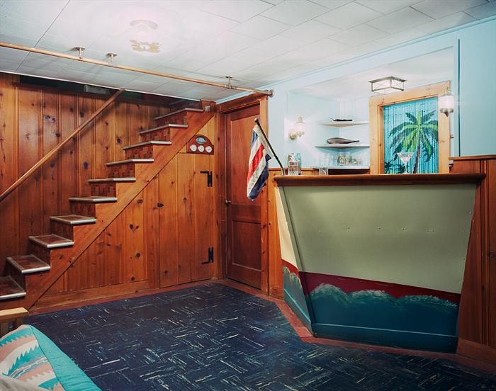 U ntitled Interior (boat bar)
