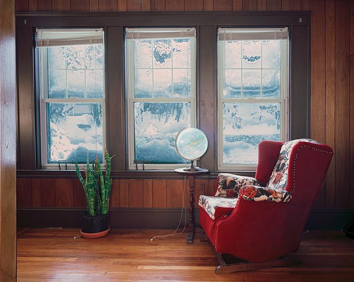 Untitled Interior (blizzard)
