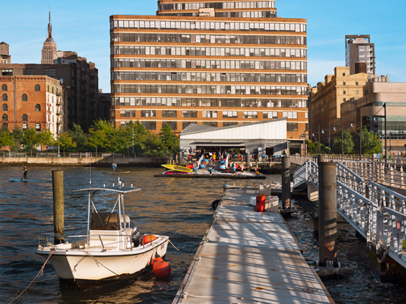 Summer Fun on the Hudson River, Manhattan, NY, 2012