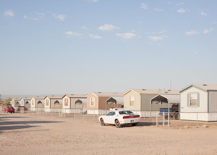 New Border Patrol Housing