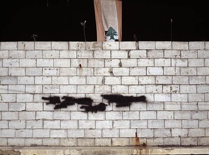 Faded Symbol, Lebanon