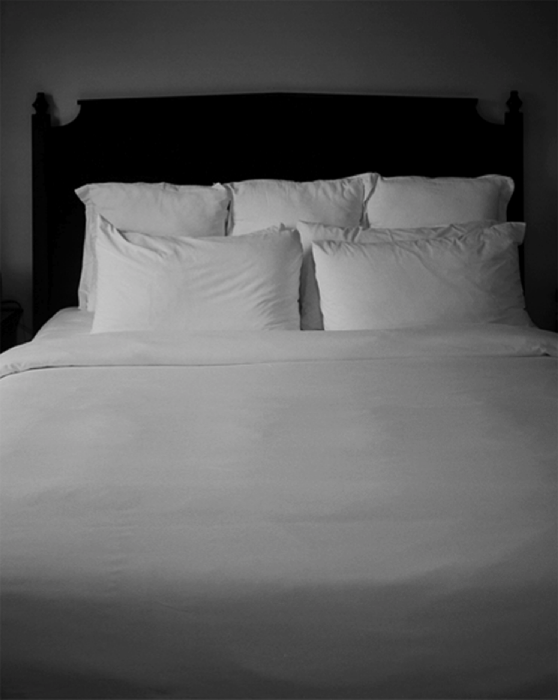 Hotel Bed, 2011