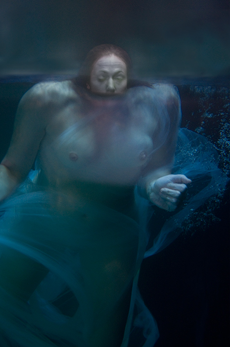 "Tami Bahat ""Submerged"""