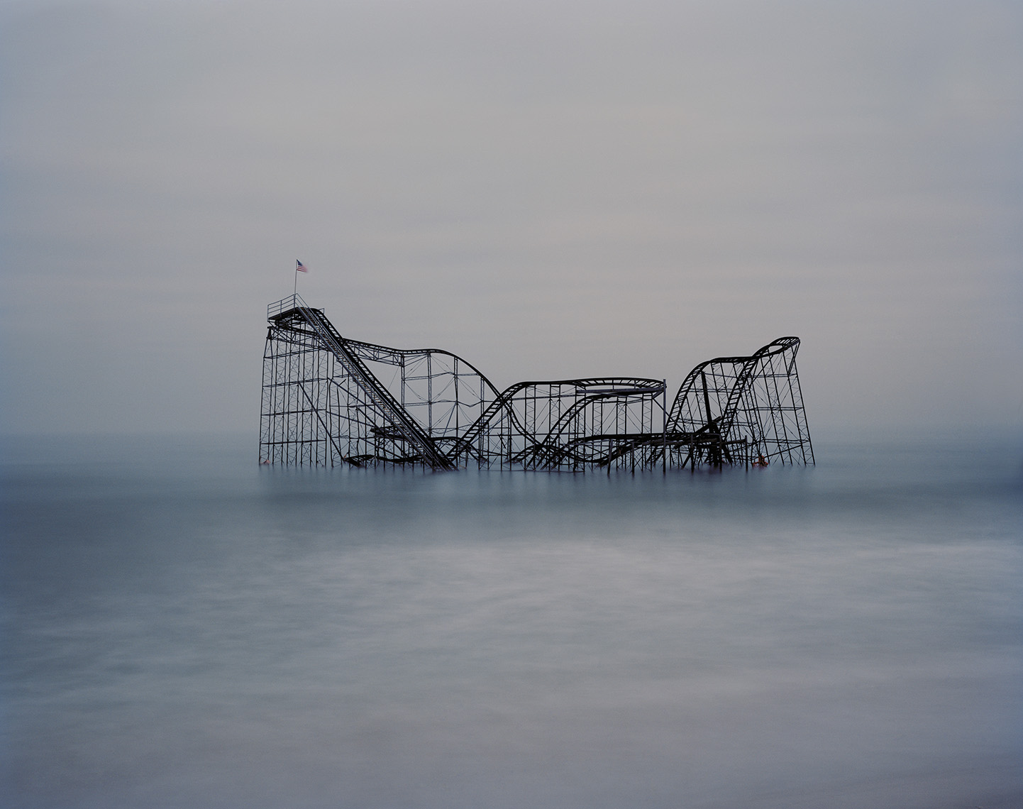 "Alex Fradkin ""The Sinking of the Jetstar Roller Coaster"""