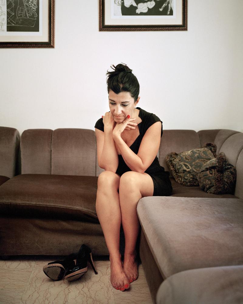 Betty, Sin El Fil, Lebanon 2013
