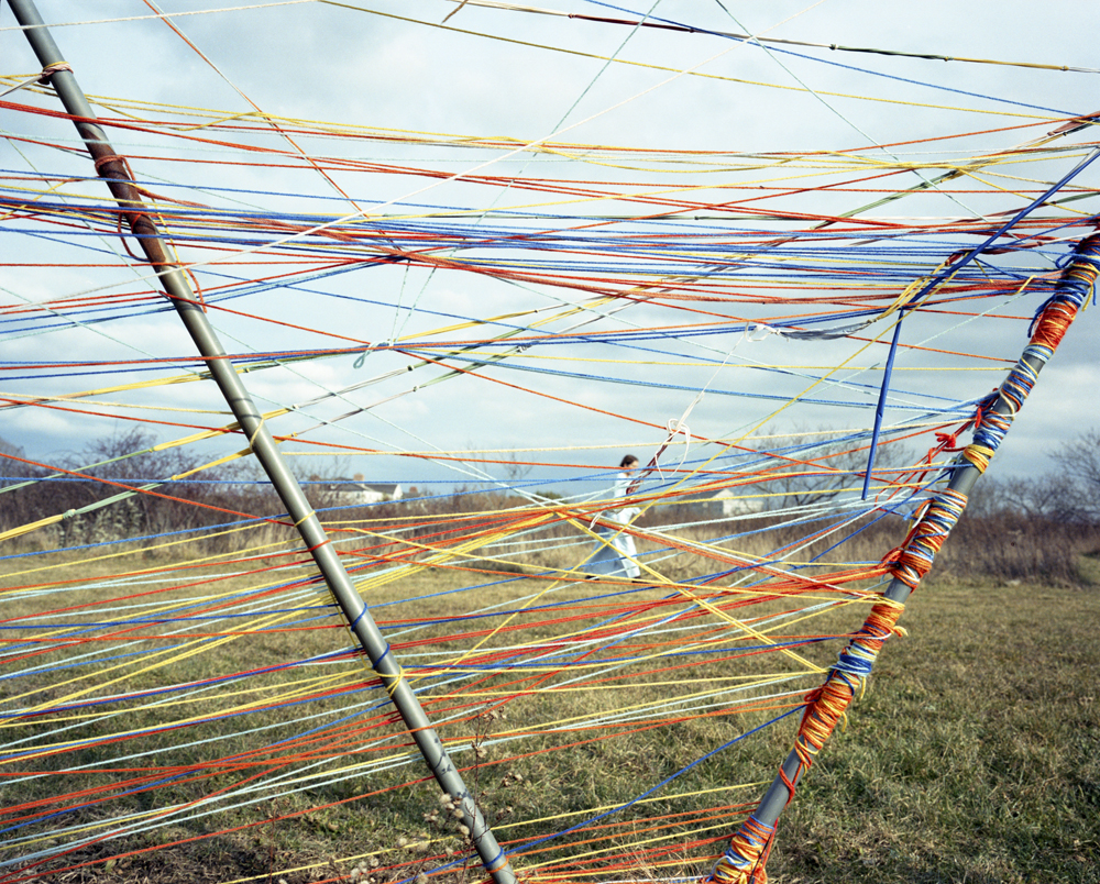 Strings Attached, Bridgehampton, 2009