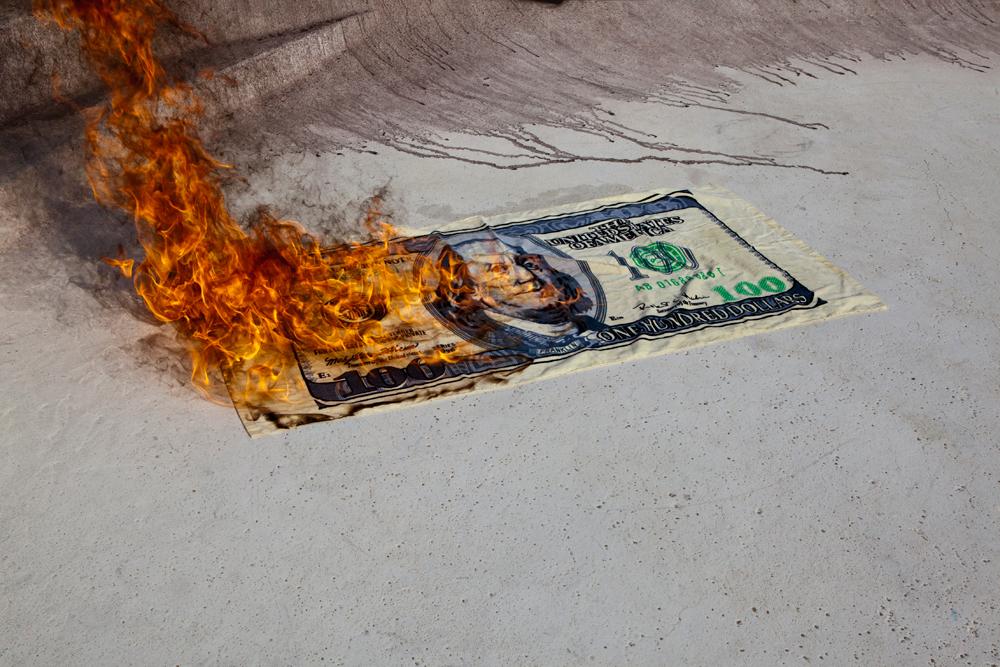 Burning Bill