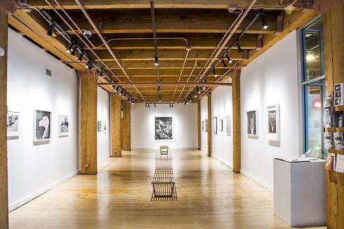 Installation at the  David Weinberg Gallery