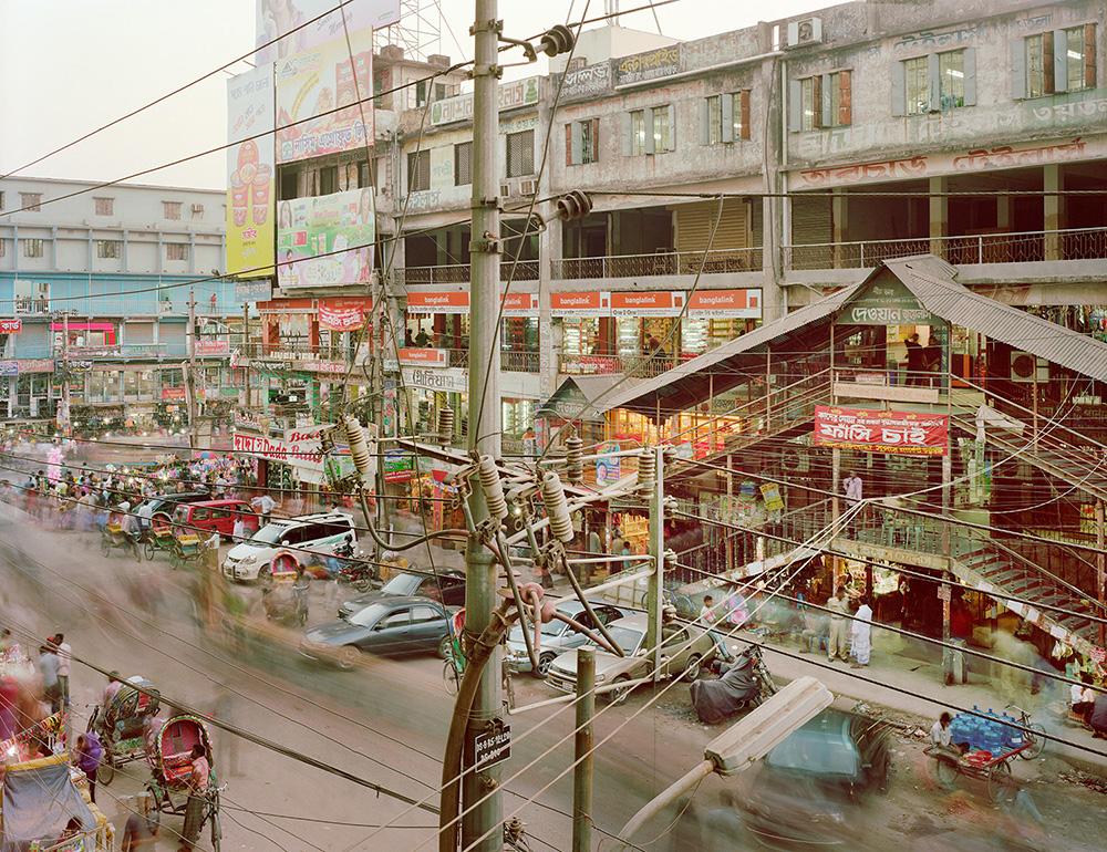 Mirpur One #2; Dhaka.