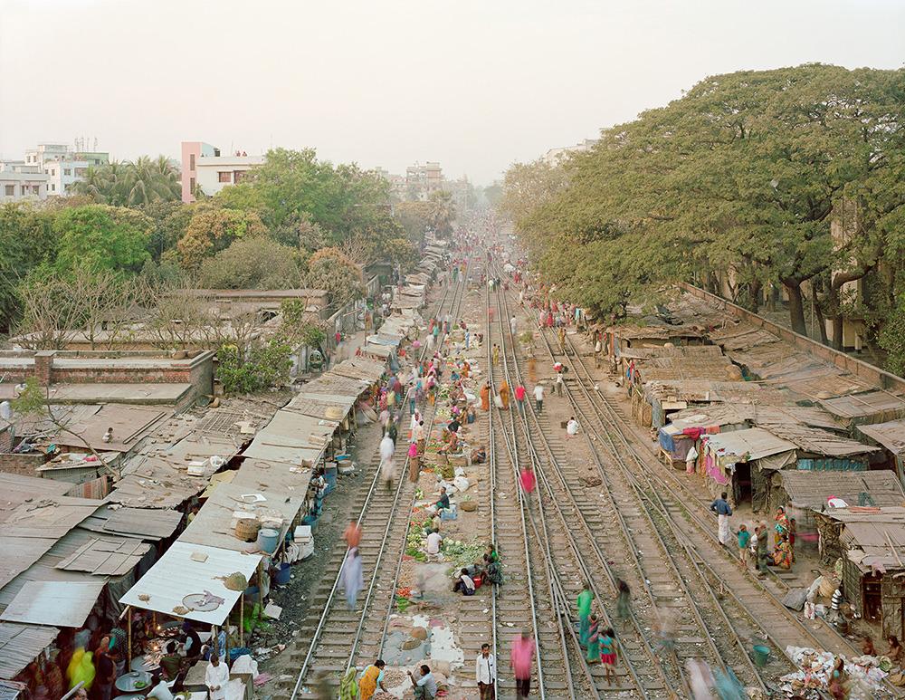 Nakhalpara #1; Dhaka.