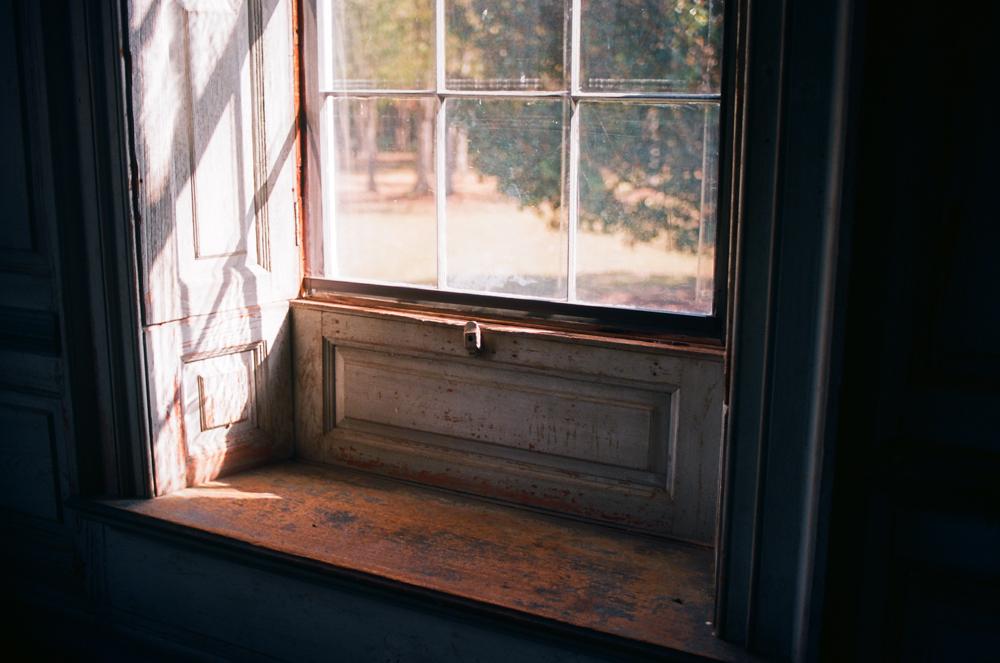Plantation Window, South Carolina