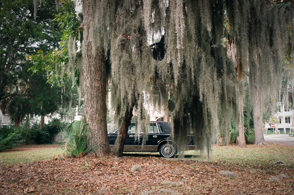 Cadillac under Moss