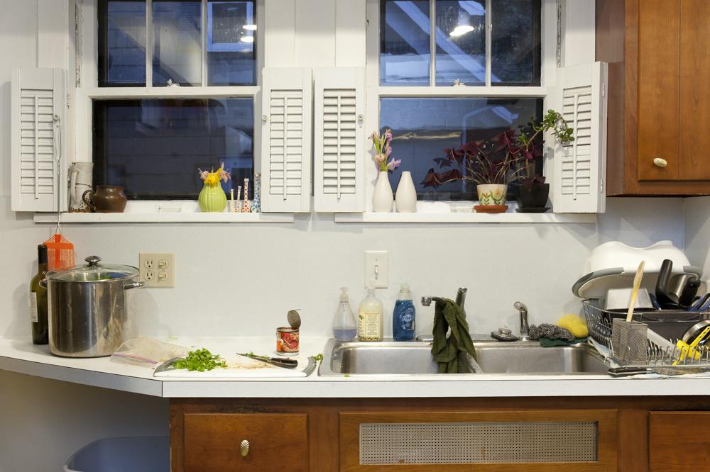 Kitchen Pots, 2011