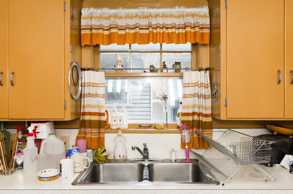 Orange Kitchen, 2011
