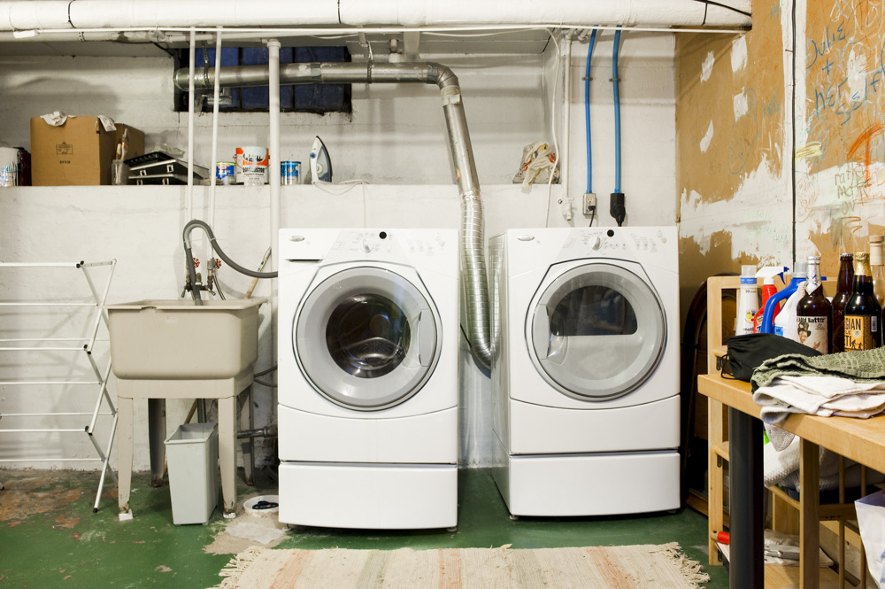 Laundry Room, 2011
