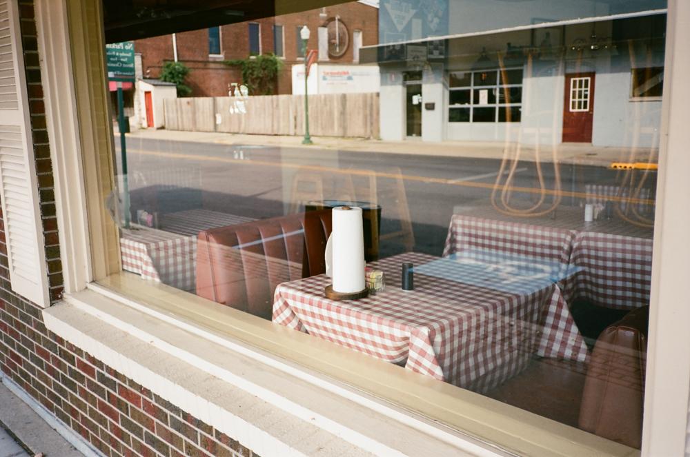 Diner Window