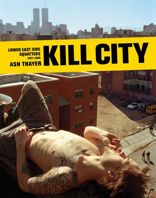Leo Hsu reviews  Kill City  by Ash Thayer