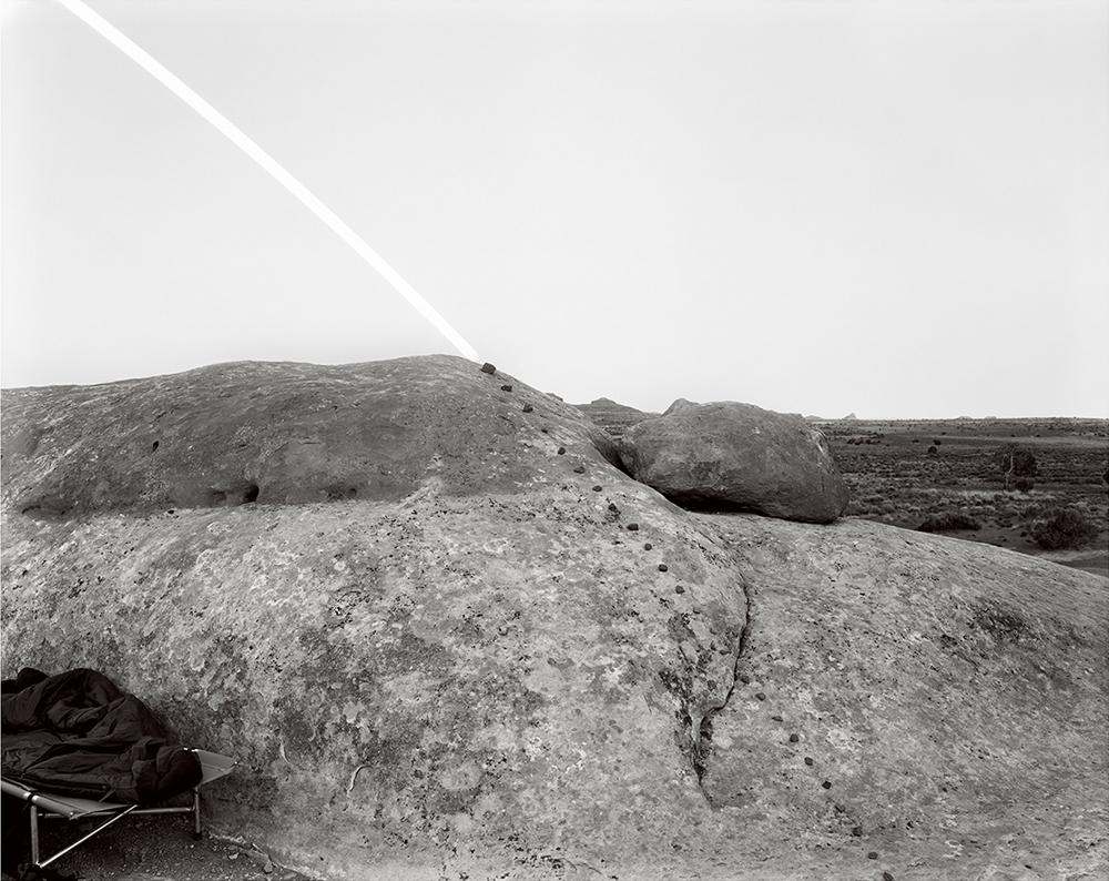 Stone Moonset, Canyonlands, Utah