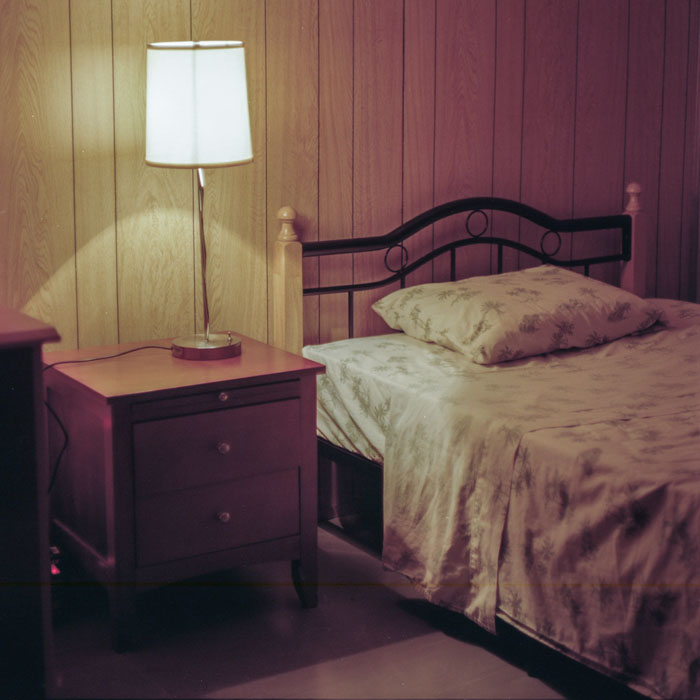 Guest Bed by Cy Kuckenbaker