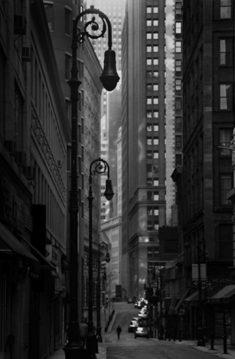 Across John St., 2006  by Jason Langer