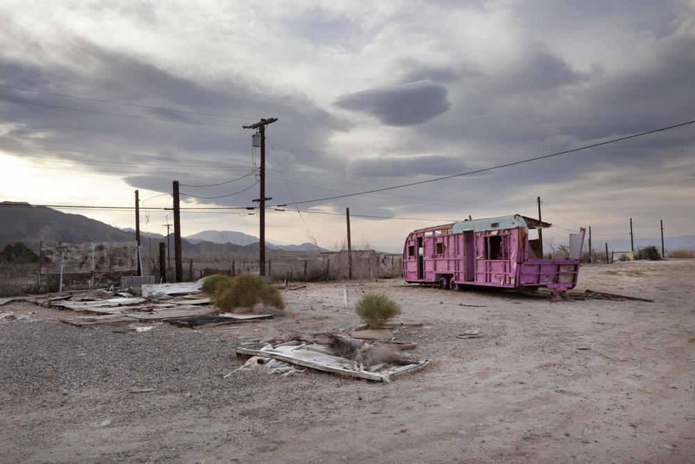 Hot Pink Trailer