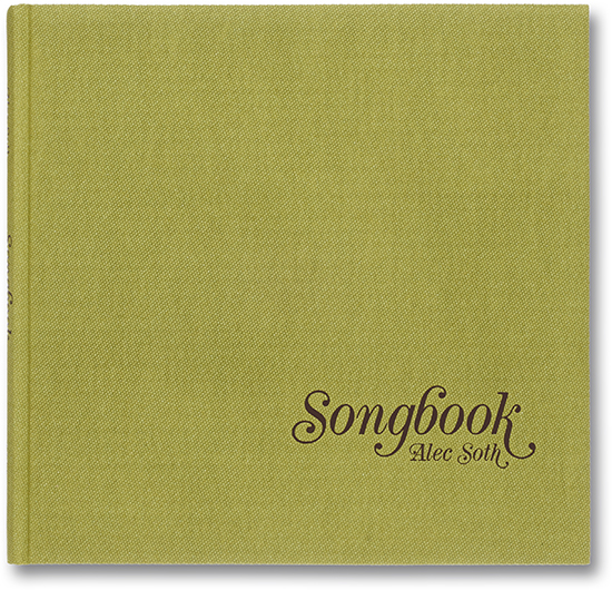 Leo Hsu reviews  Songbook  by Alec Soth