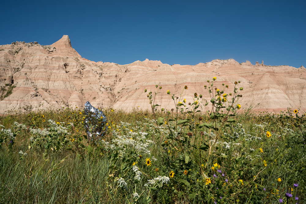 Oscillator in Badlands National Park (2015)