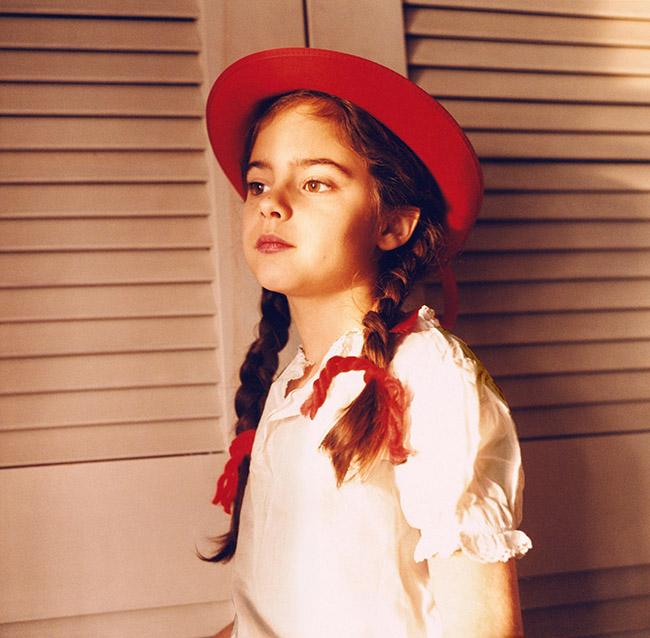 Anna as Heidi