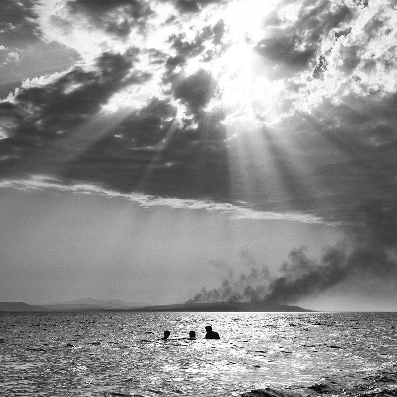 Standstill  by Mehran Khalili
