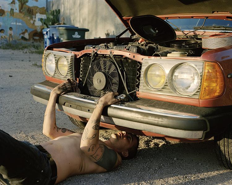 Justine Kurland,  280 Coup , 2012, © Justine Kurland
