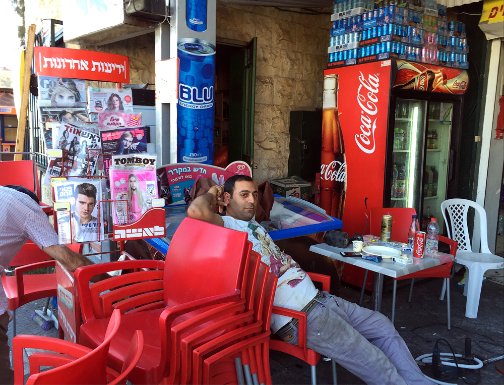 """Tomboy"" at Street Cafe, Galilee"