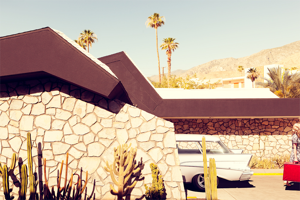 Bel Air – Palm Springs, California, USA