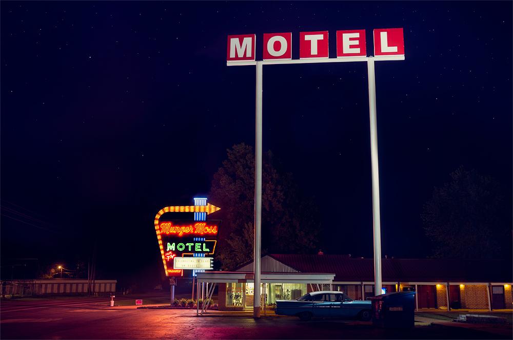 Munger Moss Motel – Lebanon, Missouri, USA