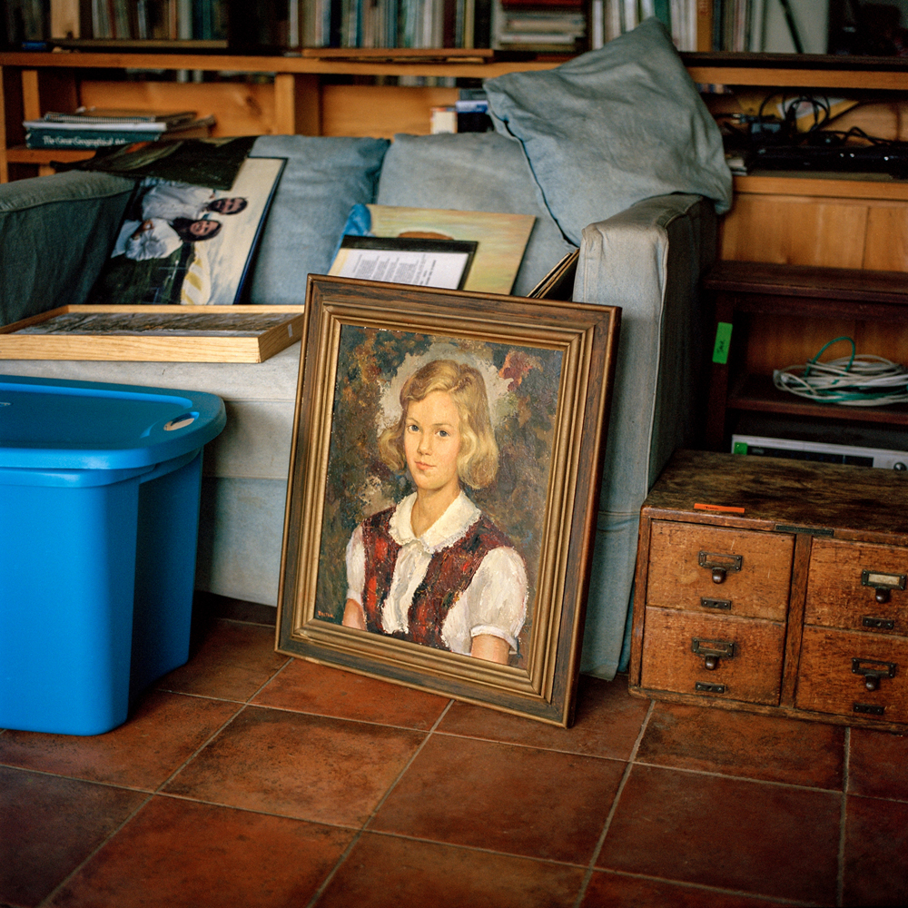 Portrait of Mom at Twelve