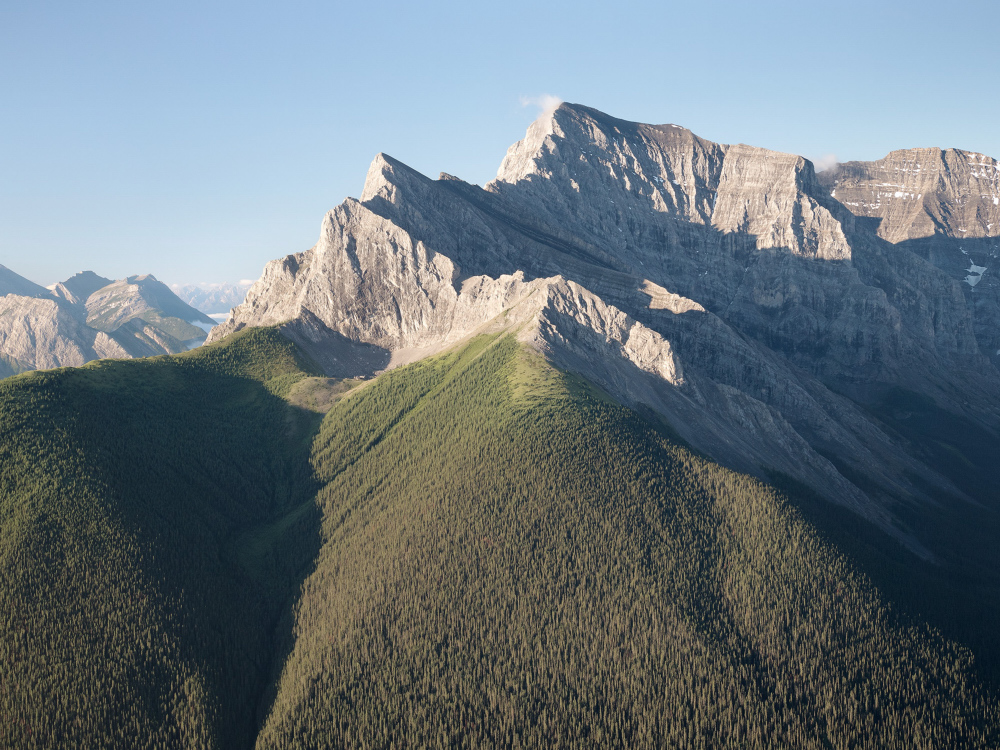 Mount Kidd, Kananaskis Country, Alberta