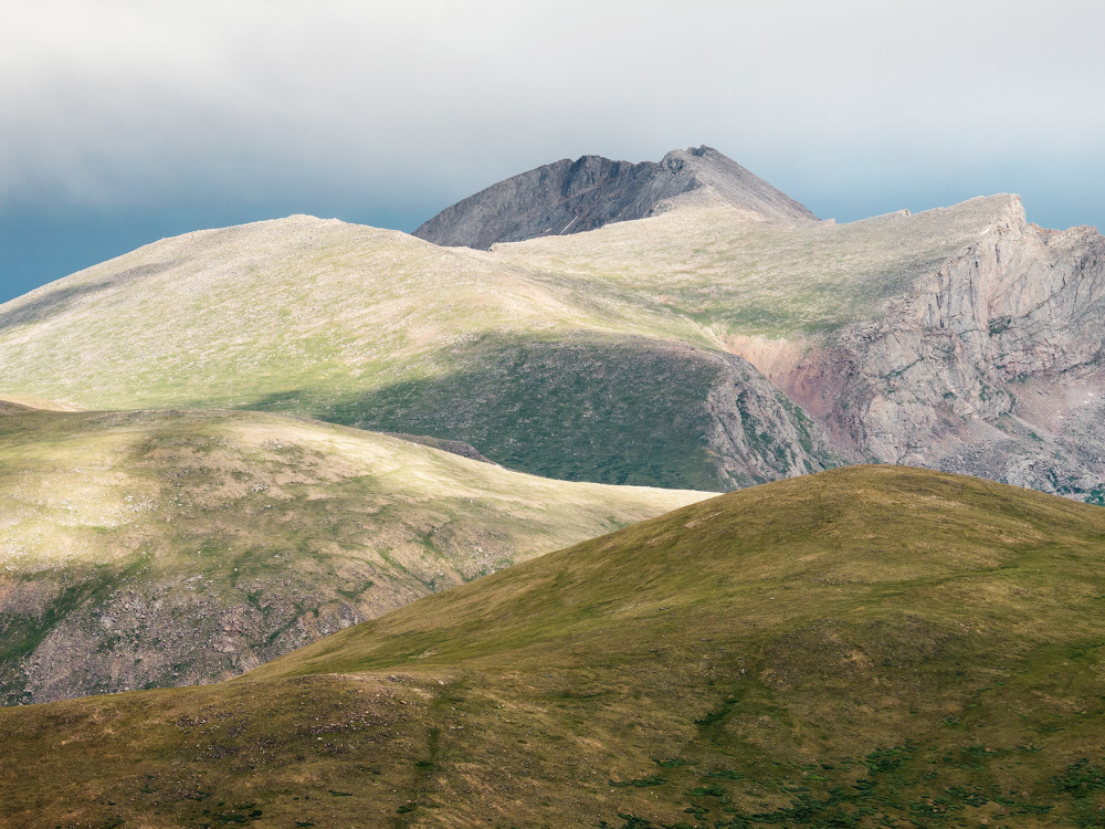 Mount Evans, Front Range, Colorado