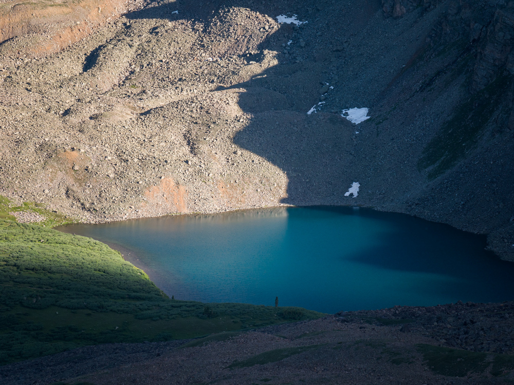 Cathedral Lake, Elk Mountains, Colorado