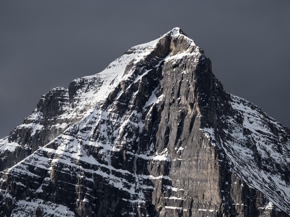 Haddo Peak, Banff National Park, Alberta
