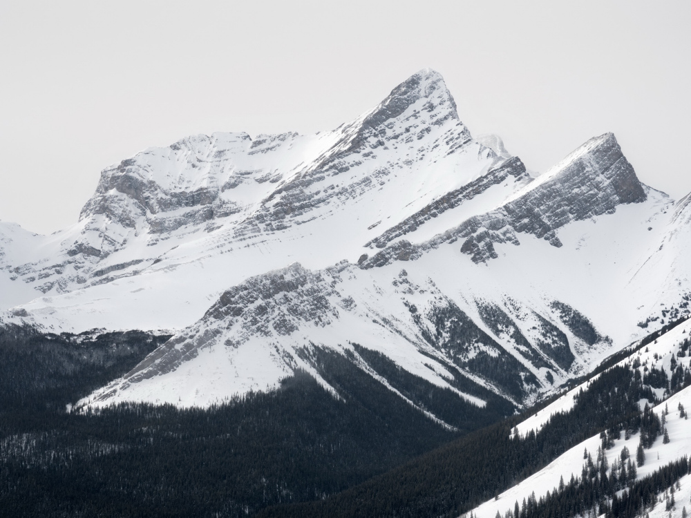 Wind Mountain, Kananaskis Country, Alberta